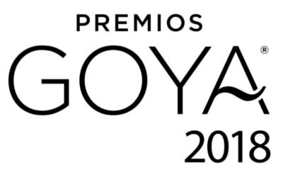 NOMINADOS AL LOS PREMIOS GOYA 2018