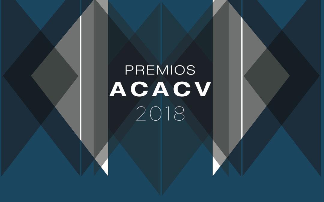 La alfombra roja de la primera edición de los Premios ACACV ya tiene fecha